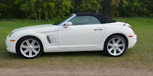 2005 Crossfire Roadster Convertible - still time for summer fun!