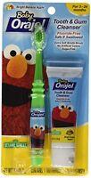 Baby Orajel Tooth & Gum Cleanser Bright Banana Apple 1oz Each on sale