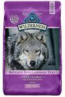 Blue Buffalo Wilderness Adult Small Bite Chicken Recipe Dry Dog Food 11lb