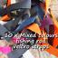 10-velcro-nylon-carp-pike-fishing-rod-strap-sea-coarse-game-loop-fastener-holder thumbnail 9