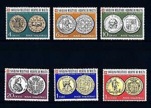 SMOM-1970-Antiche-monete-dell-039-Ordine