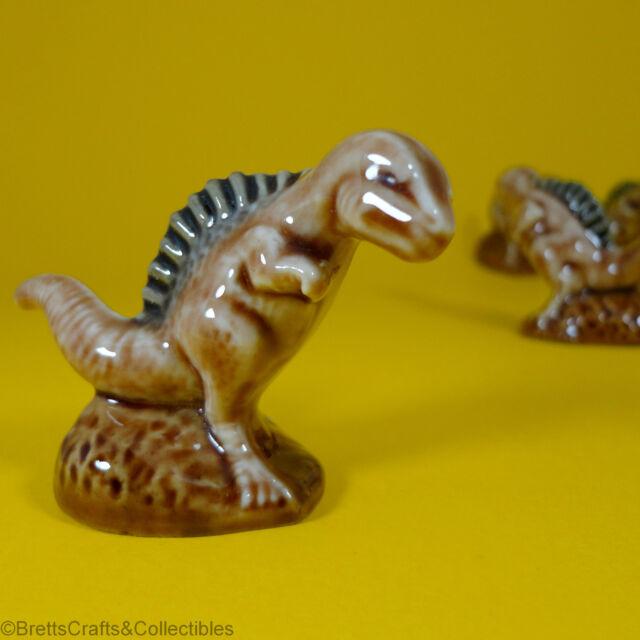 Wade Whimsies (1993/2008) Dinosaurs Series (1993/Set #1) - Spinosaurus