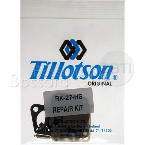 Tillotson Vergaser Reparatursatz RK-27HS für Stihl TS460 Echo GT4200 RK-27-HS