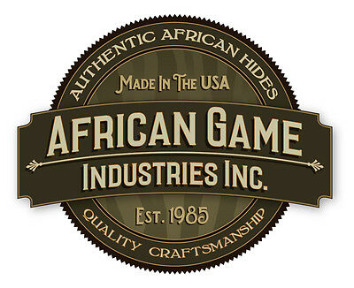 AFRICAN GAME INDUSTRIES INC
