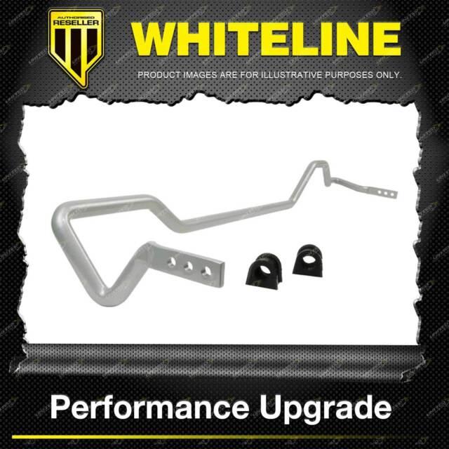 Whiteline 22mm Rear 3 point Adjustable Sway Bar Premium Quality For Saab 92X