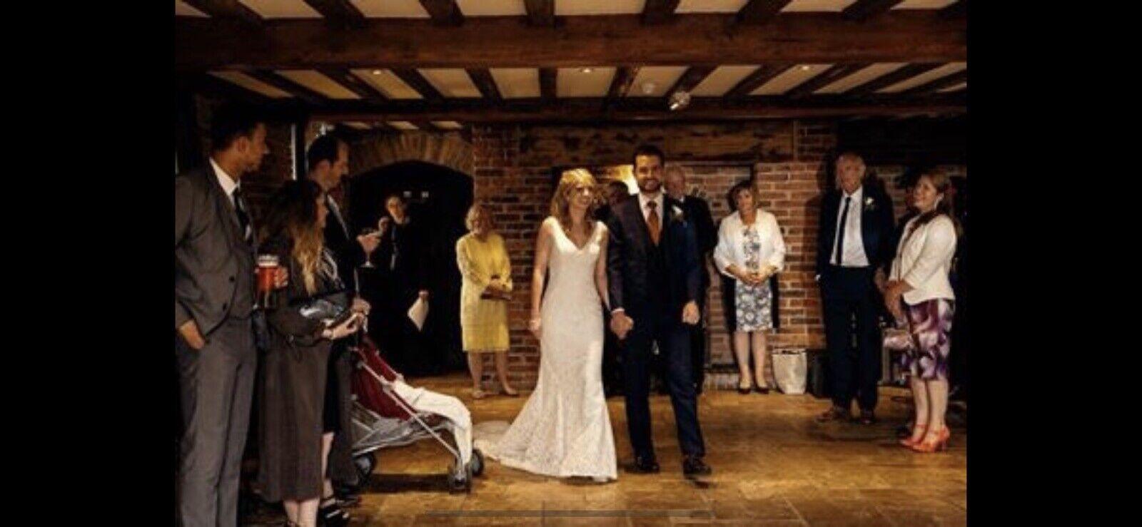 Maricel' by Pronovias Wedding Dress