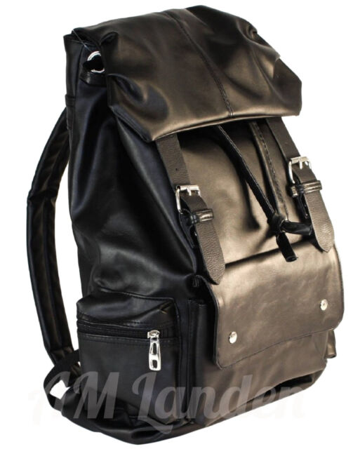 cafbf712aa3 Am Landensynthetic Soft Leather Backpack School Bag Best Quality on ...