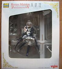 Rozen Maiden Traumend Suigintou YUJIN Super Real Figure DX Series