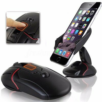 360° Car Windscreen Dashboard Mount Holder Stand For Mobile Smart Phone GPS
