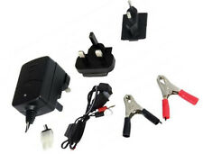 6V & 12V MOTORCYCLE BATTERY TRICKLE CHARGER  WITH AUTO CUT OFF