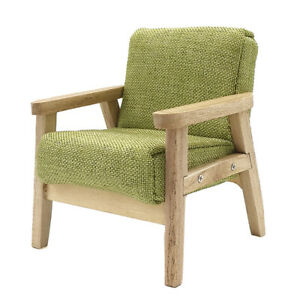 1:12 Scale Dollhouse Sofa for BJD Miniature Furniture Living Room 11x6x7.5cm