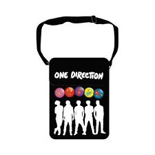 1D ONE DIRECTION TABLET IPAD CARRIER CROSS OVER LAPTOP SLEEVE COVER CASE BAG
