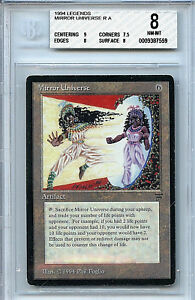 MTG-Legends-Mirror-Universe-BGS-8-0-8-NM-MT-card-Magic-the-Gathering-WOTC-7559