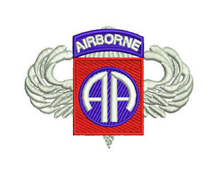 US-Army-82nd-Airborne-Division-with-Jump-Wings-Embroidered-Polo-Shirt