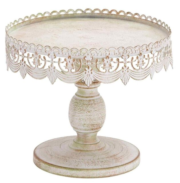 Traditional Style Decorative Cake Stand Wedding Round Cupcake Plateau Birthday