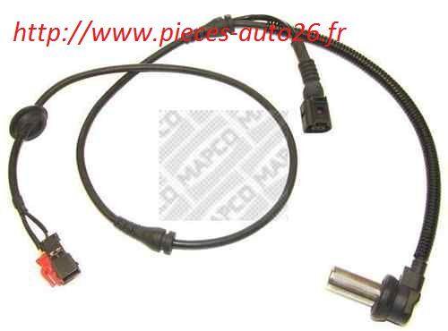 Capteur Abs pour roue Avant gauche ou droite  VW Passat 3B