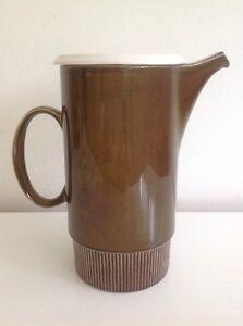 Retro Poole Pottery Coffee Water Pot True Retro Green Brown - Milton Keynes, Buckinghamshire, United Kingdom - Retro Poole Pottery Coffee Water Pot True Retro Green Brown - Milton Keynes, Buckinghamshire, United Kingdom