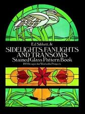 Sidelights, Fanlights and Transoms Stained Glass Pattern Book (Dover-ExLibrary
