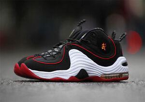 5cb6d80d6e83 Nike Air Penny 2 II Miami Heat size 15. 333886-002 Jordan Foamposite ...