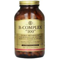Solgar, Vitamin B-complex 100 Vegetable Capsules, 250