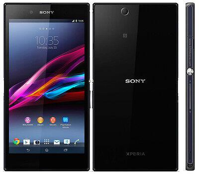 SONY XPERIA Z C6606 - 16GB - Black (T-Mobile) Smartphone (B)