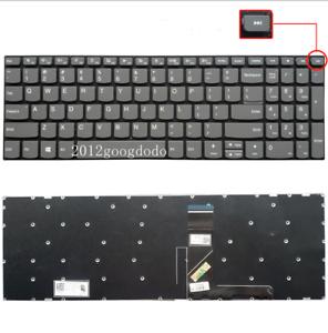 New for Lenovo Ideapad V330-15IKB V330-15ISK Keyboard US backlit 9Z.NDRLN.A01