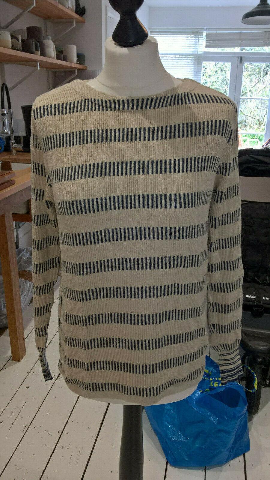 Ralph Lauren knit stripe jumper