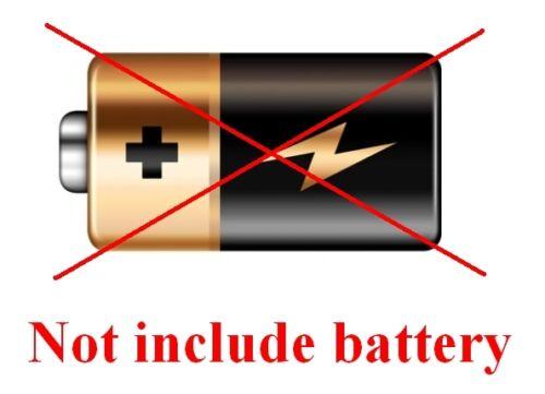 NO battery New AceBeam L16 Cree XHP35 HI 2000 Lumens 6500K LED Flashlight