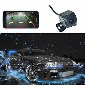 150-WiFi-Wireless-Car-Rear-View-Cam-Backup-Reverse-Camera-For-iPhone-Android-ios