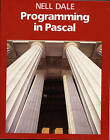 Programming in Pascal by Nell B. Dale (Paperback, 1997)
