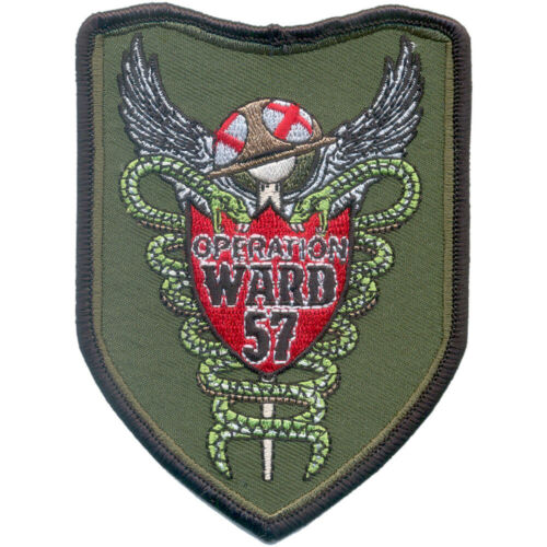 Operation Ward 57 Patch Hook And Loop