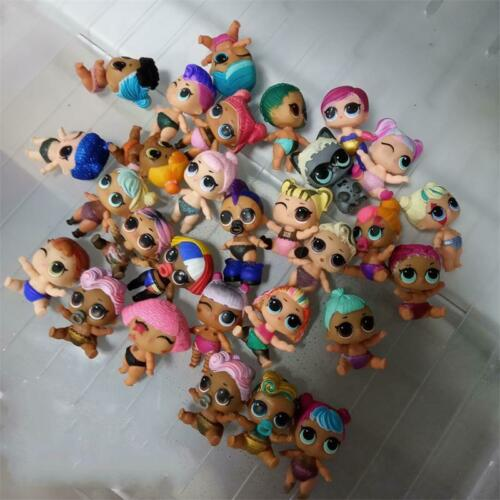 Color Change LOL Surprise Dolls Lil Sisters Original Collection Toys Xmas Gift