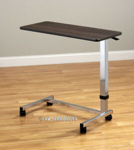 Delicieux Image Is Loading Hospital Over Bed Table Food TV Trays W