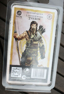 Guild Ball - Hunter's Guild THERON - LIMITED EDITION - RAR - Deutschland - Guild Ball - Hunter's Guild THERON - LIMITED EDITION - RAR - Deutschland