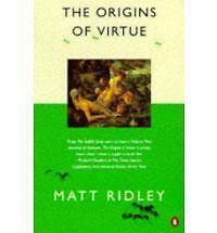 1 of 1 - The Origins of Virtue (Penguin Press Science), By Matt Ridley,in Used but Accept