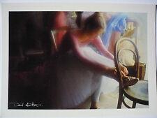 Carte Postale   DAVID  HAMILTON   Postcard   Danseuse  Femme  Woman