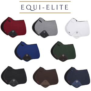 LeMieux-ProSport-COTTON-Close-Contact-Jumping-Event-Square-Saddle-Pads