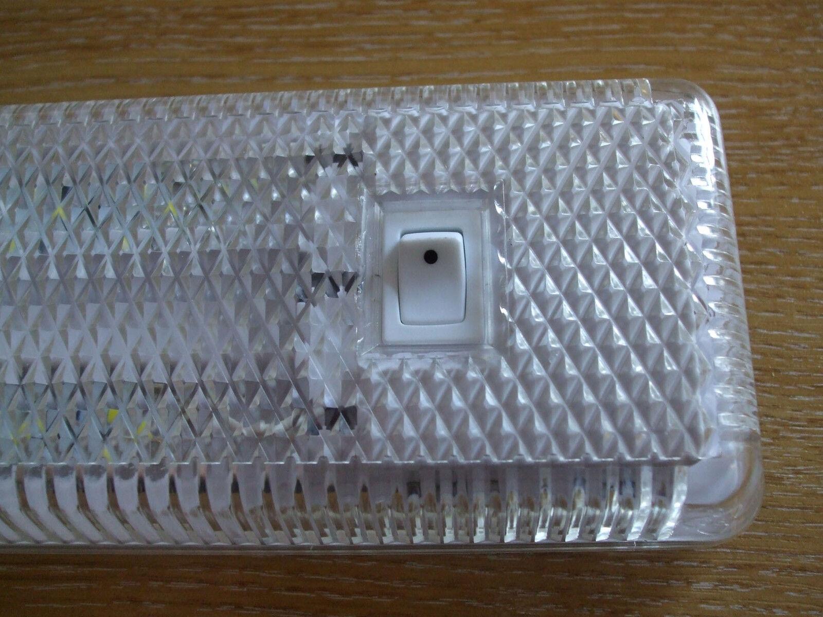 Labcraft' Kl 'LED Trilite 12V 6Watt (2 x 3 3 3 Watt Tageslicht Weiß LED ) klled-24 64a048