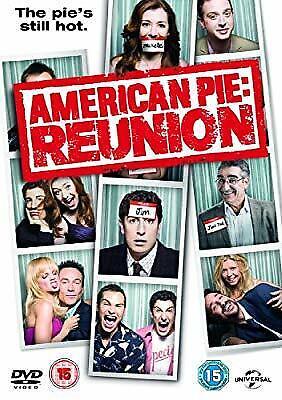 American Pie: Reunion [DVD] [2012], , Used; Very Good DVD