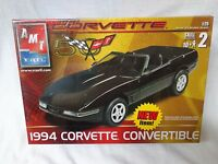 1994 Corvette Convertible Limited Edition Made by AMT ERTL 2002 Toys