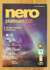 Nero 2018 Platinum price