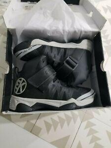 NEW Ektio Alexio Men's Ankle Support Basketball Shoes  w/box Size 10.5 Black