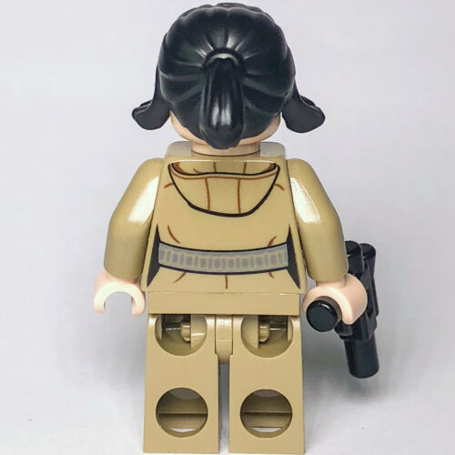STAR WARS lego ROSE TICO last jedi RESISTANCE FIGHTER minifig GENUINE NEW 75176