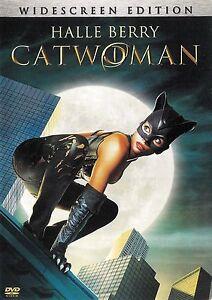 Catwoman-Halle-Berry-Benjamin-Bratt-DVD-WS-FREE-Shipping-USA