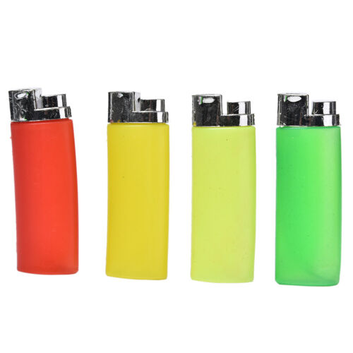 Funny Gift Joke Prank Trick Toy Fake Lighter Water Squirting Lighter Party JHCA