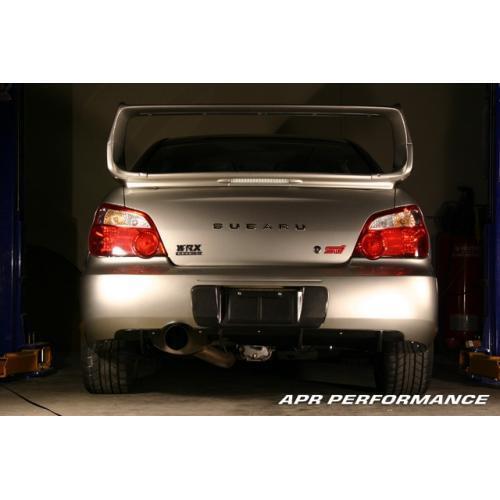 APR Performance Carbon Licence Plate Frame fits Subaru Impreza WRX// STi 01-07