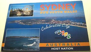 Australia-New-South-Wales-Sydney-Host-Nation-posted-1996