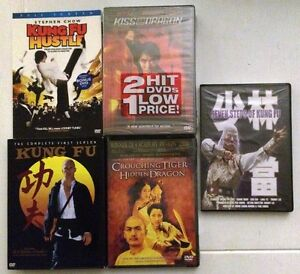 Lot-of-Classic-Martial-Arts-Movies-6-DVDs-Ong-Bak-Kung-Fu-Hustle-amp-more