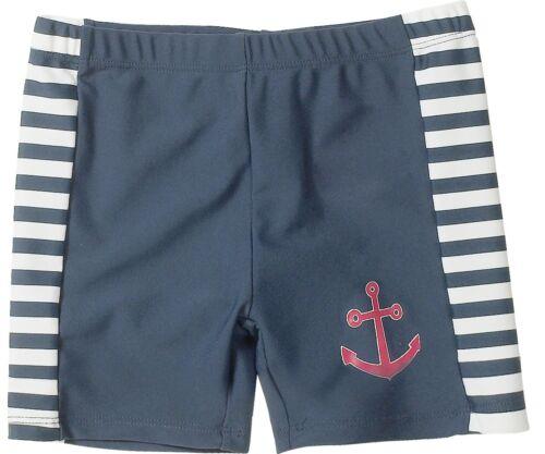 Playshoes alla protezione dai raggi UV short Maritim costume blu Poliammide
