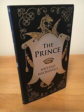 The Prince Leather bound Soft back Book